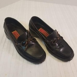 """Cole Haan Shoes - Woman's Cole Haan All Leather """"Country"""" Loafers 6b"""